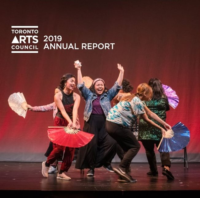 Toronto Arts Council 2019 Annual Report