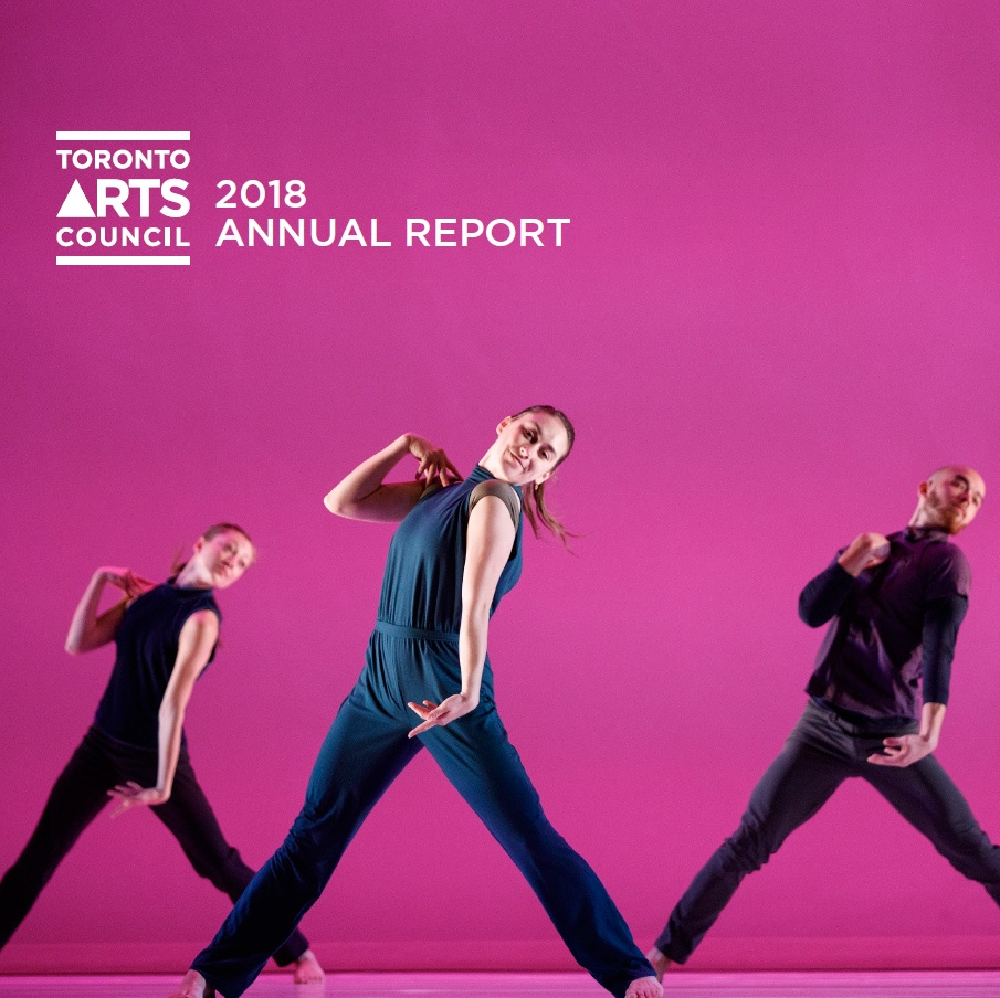 Toronto Arts Council 2018 Annual Report