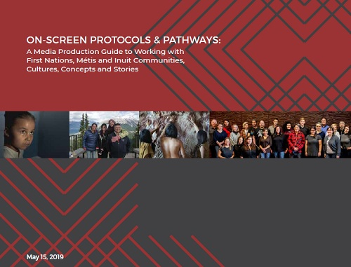 Onscreen Protocols and Pathways