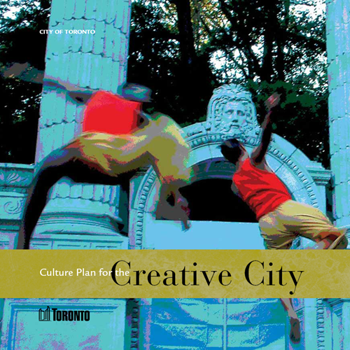 Culture Plan for the Creative City (2003)